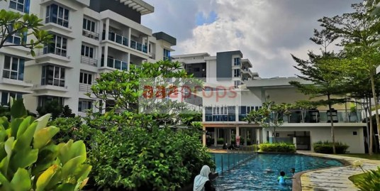APARTMENT PUTRA 1 BANDAR SERI PUTRA BANGI FOR SALE