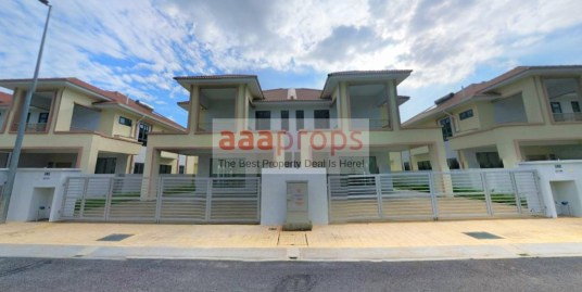 2 Storey Semi-D, Morib Bay Resort City, Banting