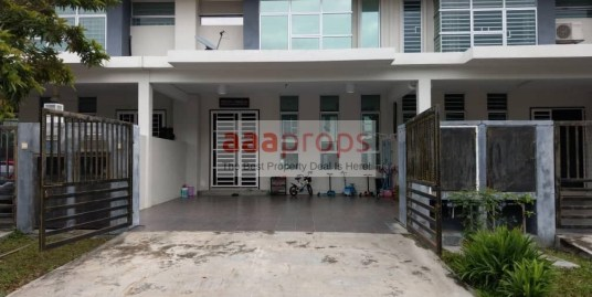 FULLY RENOVATED Double Storey Terrace Bangi Avenue 2