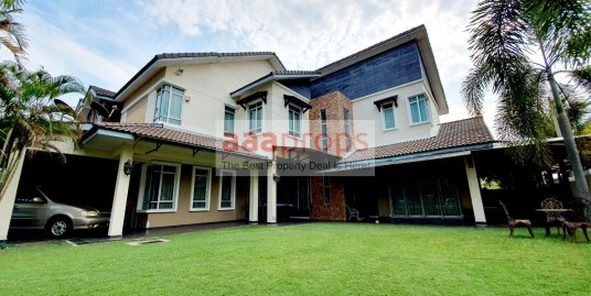 2 STOREY SEMI DETACHED HOUSE CORNER LOT TAMAN IMPIAN PUTRA BANDAR SERI PUTRA, BANGI