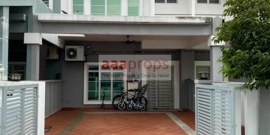 Double storey @ Bandar Saujana Putra SP3