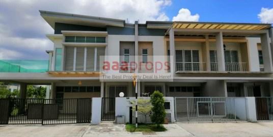 Superlink 2 Storey Bandar Rimbayu Telok Panglima Garang