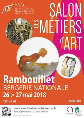 AAArt Rambouillet 2018