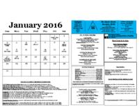 No Booze News 2016-01-01