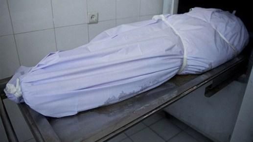 جثة فرنسي