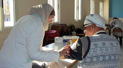 استفادة أزيد من 2176 شخص من قافلة طبية بالقنيطرة