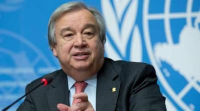 الأمين العام للامم المتحدة