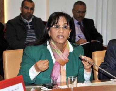 بوعياش تتخلف عن مناقشة ميزانية مجلس حقوق الانسان بالبرلمان