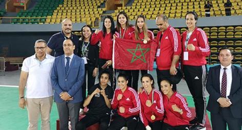 المنتخب المغربي للملاكمة