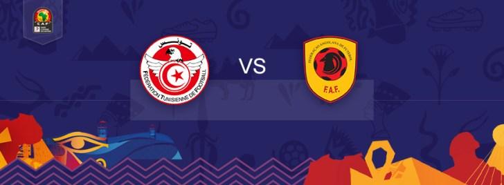 البث المباشر .. تونس ضد أنغولا