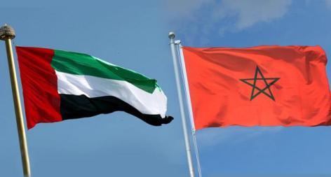 الملك لرئيس دولة الإمارات