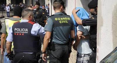 اعتقال مغاربة