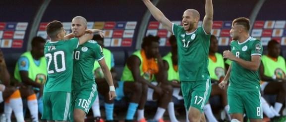 تأهل منخب الجزائر
