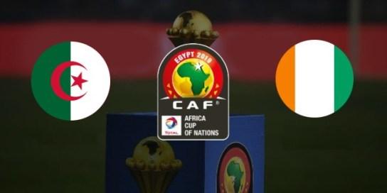 مباراة الجزائر كوت ديفوار