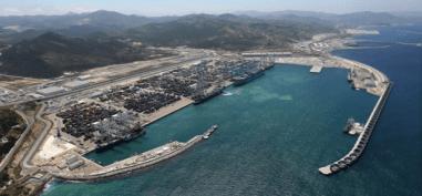 ميناء طنجة طنجة