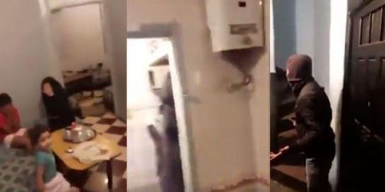 فيديو الهجوم