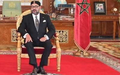 الملك محمد السادس خاب