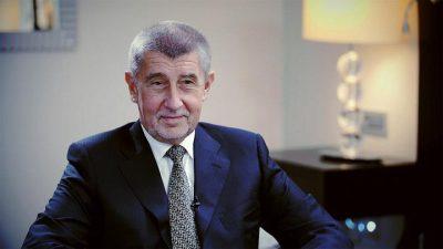 رئيس وزراء جمهورية التشيك السيد أندري بابيتش