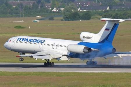 إصابات في هبوط اضطراري لطائرة روسية وسط حقل ذرة
