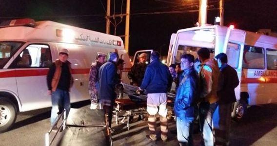 إصابة 31 شخصا من المعتمرين في حادث انقلاب حافلة بالسعودية