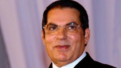 وفاة زين الدين بن علي