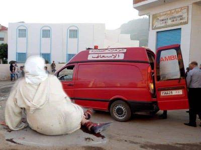 الناظور..مصرع شخص في حادثة سير مروعة بقرية أركمان