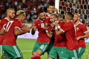 المنتخب المغربي