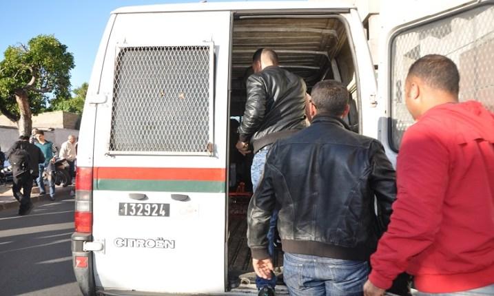 فاس..الأمن يعتقل المتورط في شريط فيدو الاعتداء على محل بالسلاح الابيض