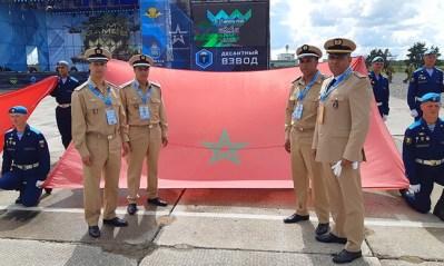 الألعاب العسكرية العالمية.. المغرب في الرتبة 19 في الترتيب العام المؤقت