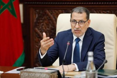 العثماني..خطاب المسيرة أكد على موقف المغاربة الثابت من قضية الصحراء
