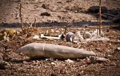 العثور على قذيفتين وسط مطرح النفايات يستنفر أمن مكناس...