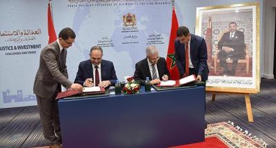 مراكش..المغرب والأردن يوقعان اتفاقا في مجال العدالة