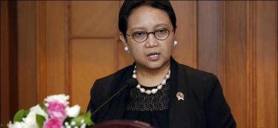 وزيرة الشؤون الخارجية الإندونيسية، ريتنو مارسودي