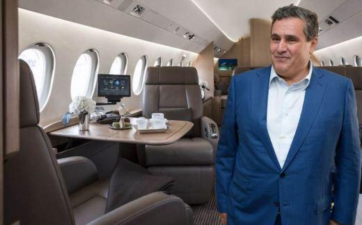 أخنوش يخصص طائرتين لنقل جماهير حسنية أكادير إلى وجدة لحضور نهائي كأس العرش !