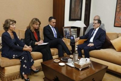 وزير الخارجية الإيطالي: المغرب شريك استراتيجي في منطقة حوض المتوسط وبوابة للقارة الإفريقية