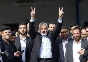 إصابة 28 فلسطيني بسبب القصف الصهيوني و هنية يؤكد أن سياسة الاغتيالات لن تغيير عقيدة المقاومة