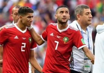 زياش و حكيمي ضمن قائمة مرشحي الكاف لجوائز 2019