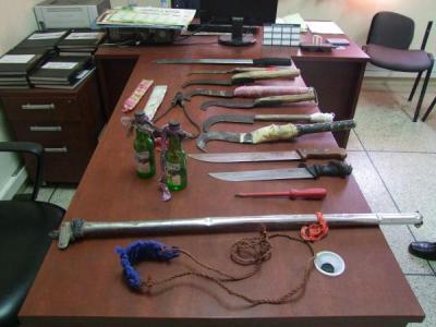 مكناس..بدأ محاكمة الطلبة القاعديين و هذه هي التهم الموجهة إليهم