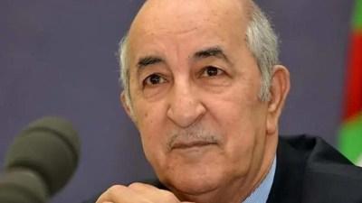 تبون يعلن الحداد في الجزائر ويعين خلفا للقايد صالح