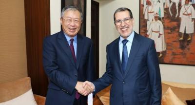 العثماني يبرز متانة العلاقات المغربية الصينية التاريخية والعميقة