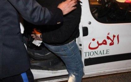 اعتقال محتال كورونا