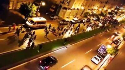 مظاهرات ليلية