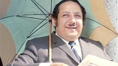 وفاة الفنان الكوميدي المصري جورج سيدهم