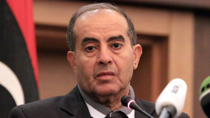 """رئيس الوزراء الليبي الأسبق، زعيم حزب """"تحالف القوى الوطنية""""، محمود جبريل"""