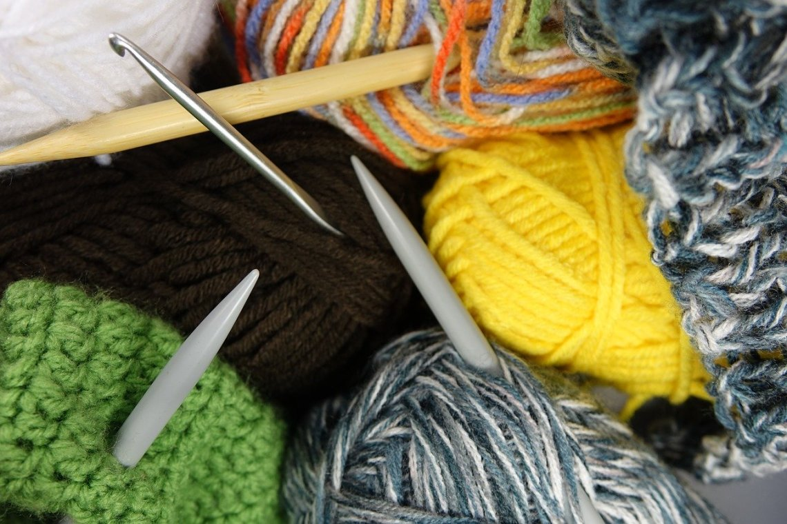 terms and symbols in crochet & knit