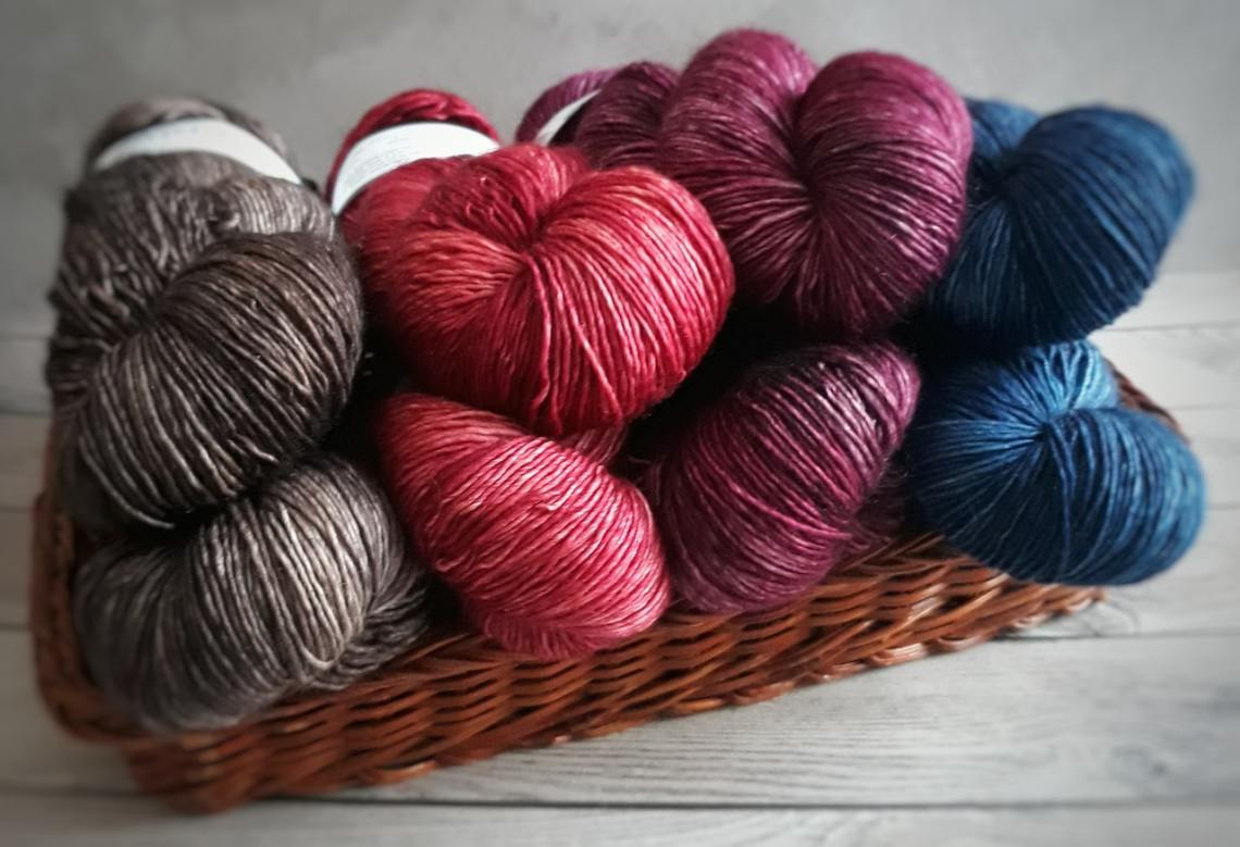 types of yarns