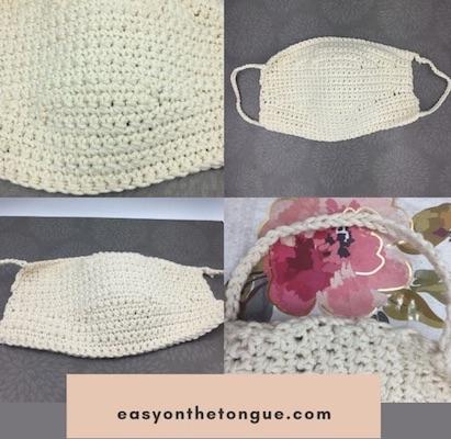 Free Face Mask Crochet Pattern