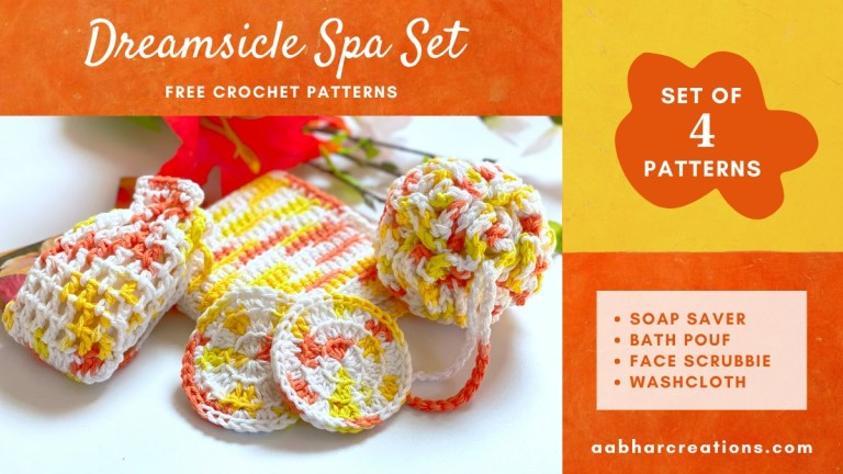 Dreamsicle Spa Set Featured