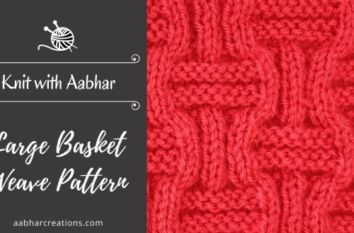 Large basket weave featured aabharcreations