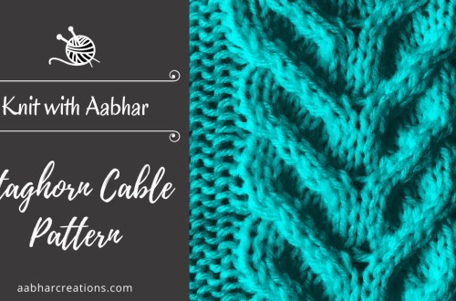 Staghorn Cable Stitch Featured